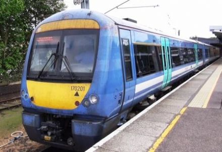 07. – Ipswich to Lowestoft – the East Suffolk Line - £21.99
